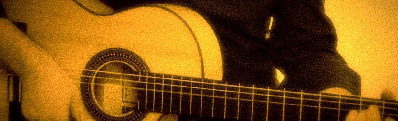 Ronen Landa - Guitar